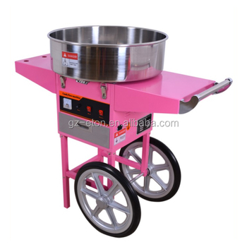 eton etmf05 cotton candy floss machine with cart - Cotton Candy Machines