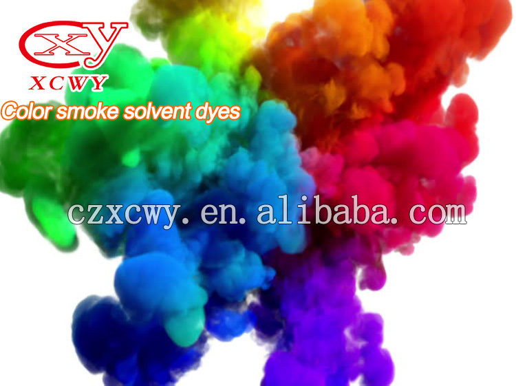 Application color smoke dyes yellow solvent dyes crude powder quality