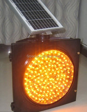 Solar Verkeer Waarschuwing licht LED display solar Outdoor <span class=keywords><strong>Signaal</strong></span> Licht