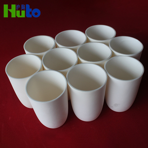 Refractory Price High Quality Electric Crucible Furnace Fire Assay Ceramic Crucible