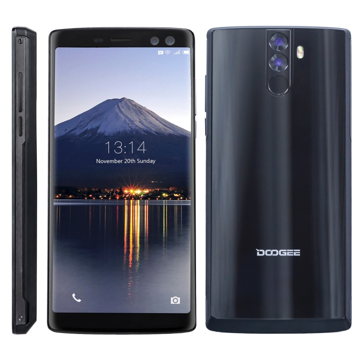 Alibaba Online Special Price Original DOOGEE BL12000, 4GB+32GB In Stock Fast Shipping 4G Smart Phone Cheap Phone