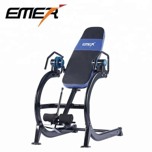Luxury body building device invertible bench inversion table with CE GS