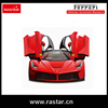 Rastar new products toys cars model remote control car with led lights