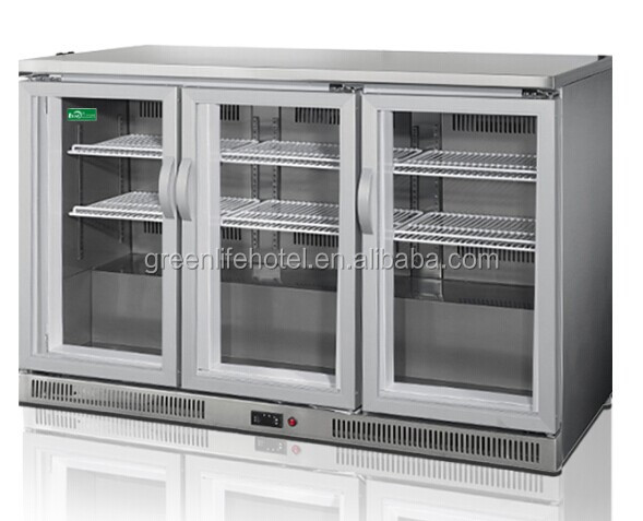 greenlife hotel 300L stainless steel mini kitchen cabinet