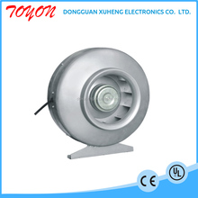 toyon 2016 hot selling 220V ac duct fans