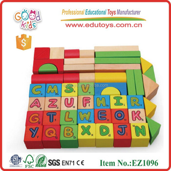 50pcs wooden letter blocks buy toys from china, popular toy blocks,hot sale hot new products for 2017