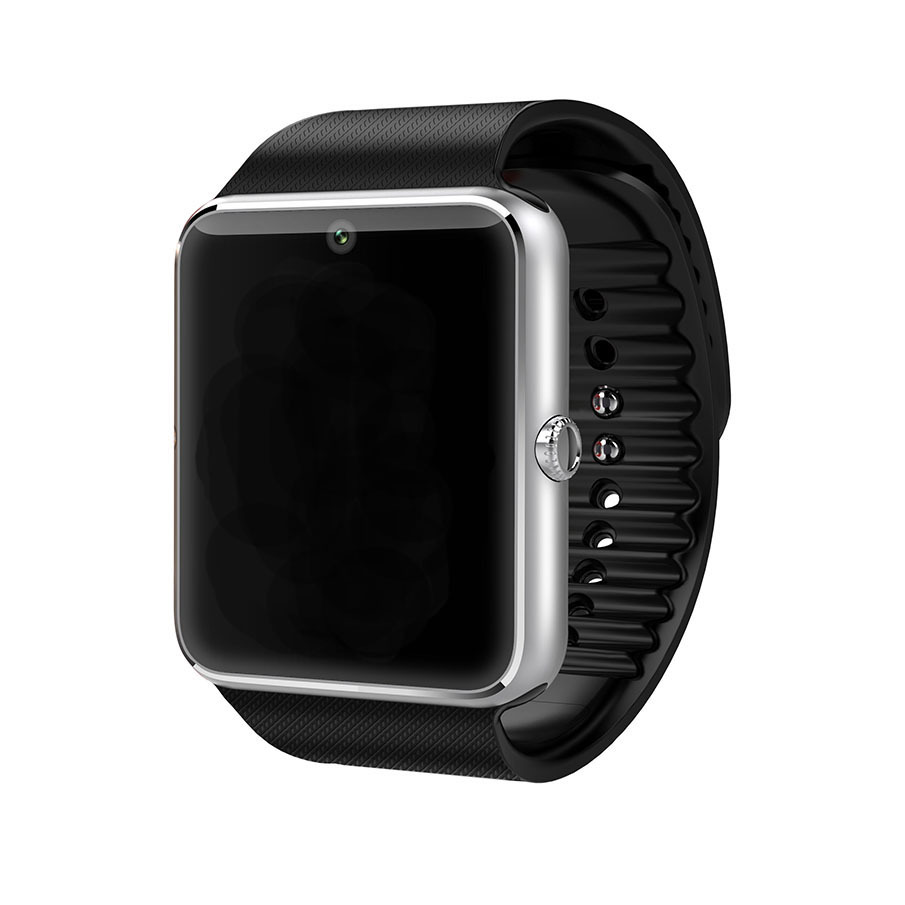 Smart Watch GT08 Clock Sync Notifier With Sim Card Bluetooth Connectivity iphone Android Phone Smartwatch Looks Like Apple Watch