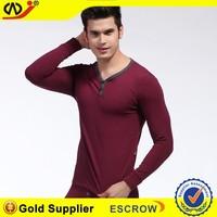 Zhongshan wJ brand Thermal t shirt for men