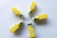 High Stable Small 12V DC Gear Motor With Yellow Color