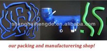 Motorcycle water silicone hose kit for YAMAHA YZ250 02--09