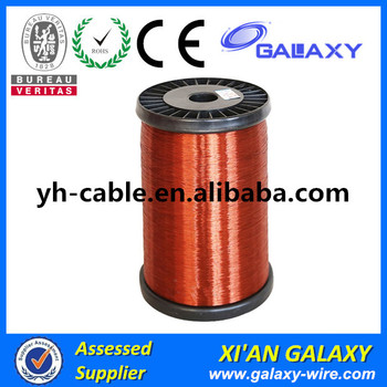 Enameled Cca Wire Used For Coaxial Cable,Electric Wires,Data Cable ...