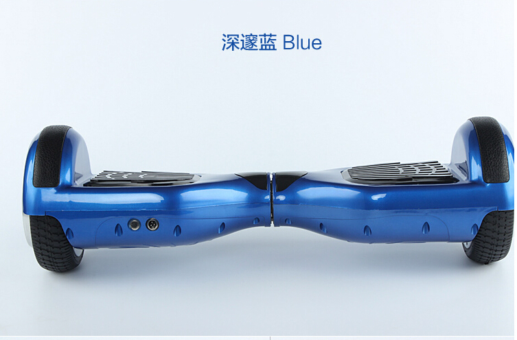 2015 newest blue Self balancing 2 wheel mini hover board electric scooter hoverboard