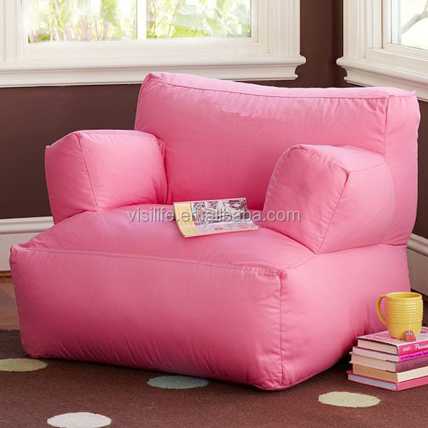 Hot sale green kids bean bag armchair for sale