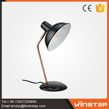 2017 New products american style cheap study table lamp with CE