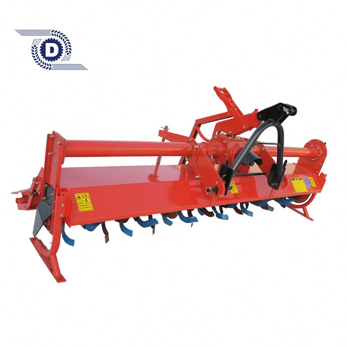 export oriented rotary tillage farm machine approved rice paddies rotavator