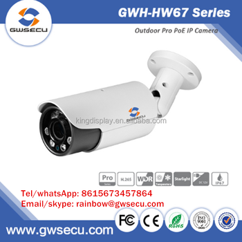 Gwsecu CCTV IP Camera Sony 323 2MP HD IP Camera with good night vision,  View 2MP HD IP Camera, GWSECU Product Details from Shenzhen Guowei Security