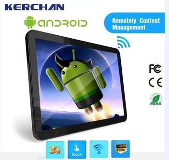 15 6 zoll android wifi lcd touchscreen monitor buy. Black Bedroom Furniture Sets. Home Design Ideas