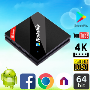 Firmware Android Boxes Tv H96 Max Rk3399 4g 32g Wholesale