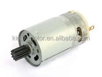555 small dc motor 12v high power micro dc motor rs 550 for High torque micro motor