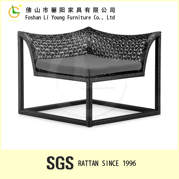Chinese Style Armless Sofa LG68X-B9071