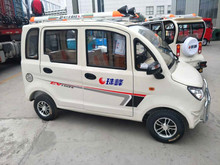 China mini van / electric car for 4 passengers on sale DF12