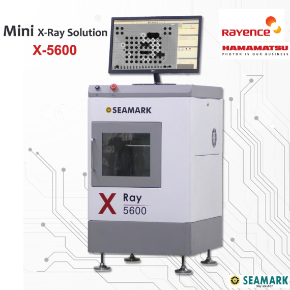 Factory Price Mini Digital X-Ray Machine X-5600 for PCB BGA IC X-Ray Inspection