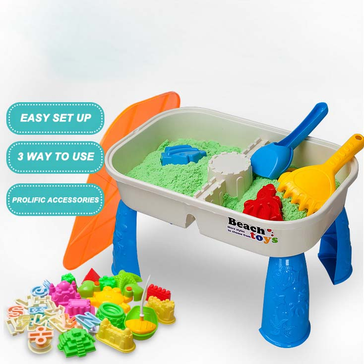 Kids <strong>magic</strong> play <strong>sand</strong> toy indoor toy bring beach fun home