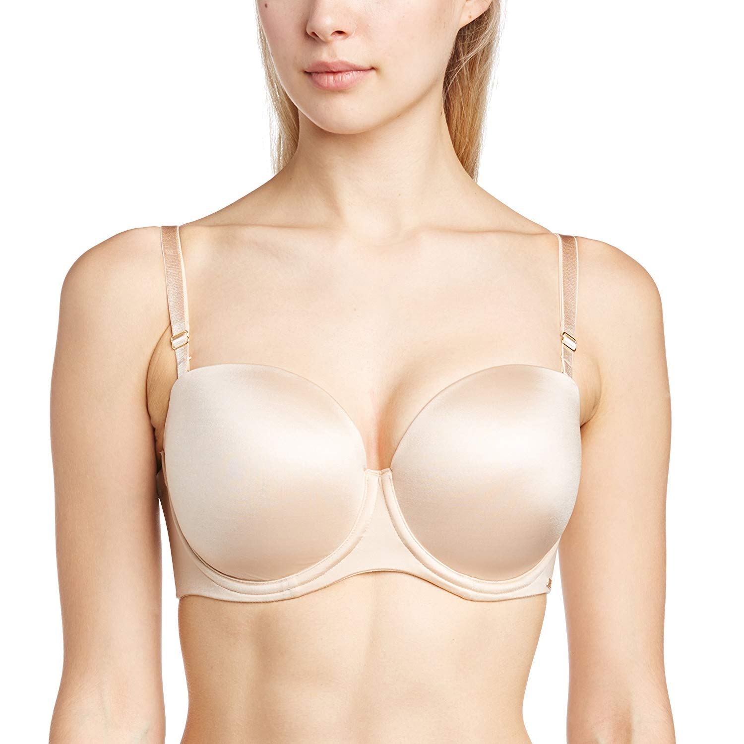 ebd5ee9c10b88 Get Quotations · Ultimo 0120 OMG Miracle Underwired Strapless Multiway Bra  (0411) US