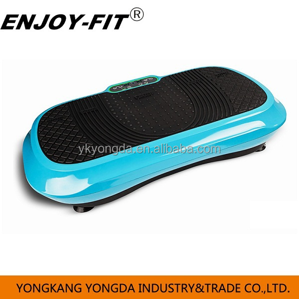 enjoy fit whole body vibration machine crazy fit massage healthy beauty product