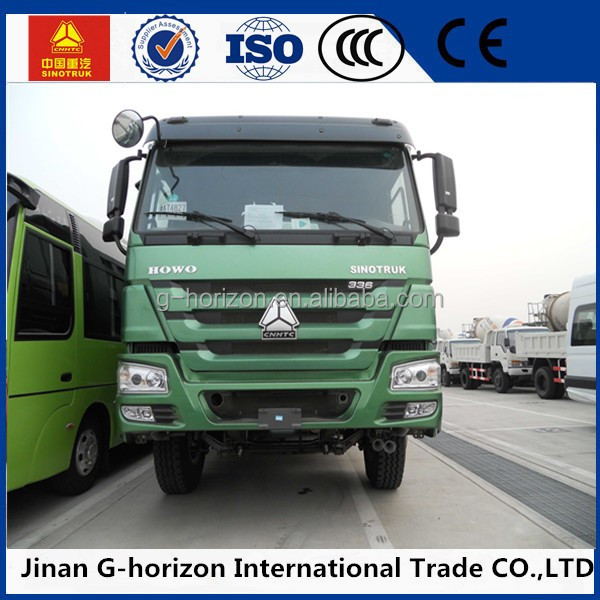 Sinotruk howo 6x4 30ton tipper truck for sand stone earth coal transport