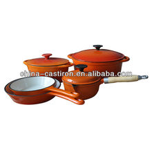 cast iron cooking products