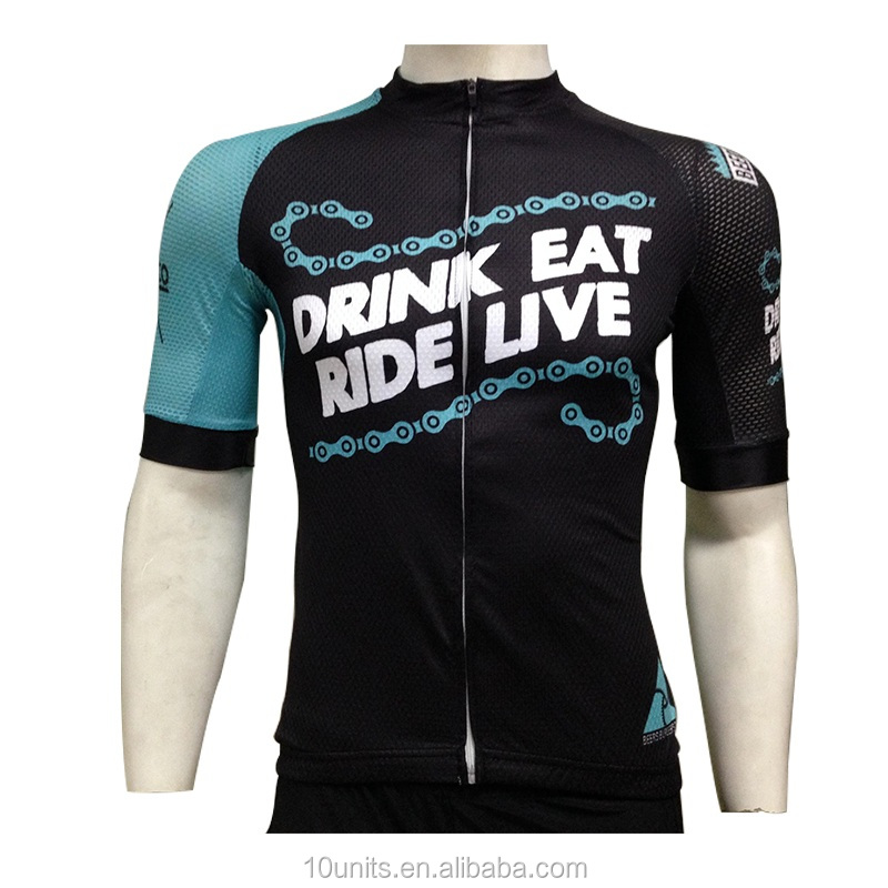 2018 wholesale specialized china coolmax custom cycling jersey set pro team bike clothes man manufacturer
