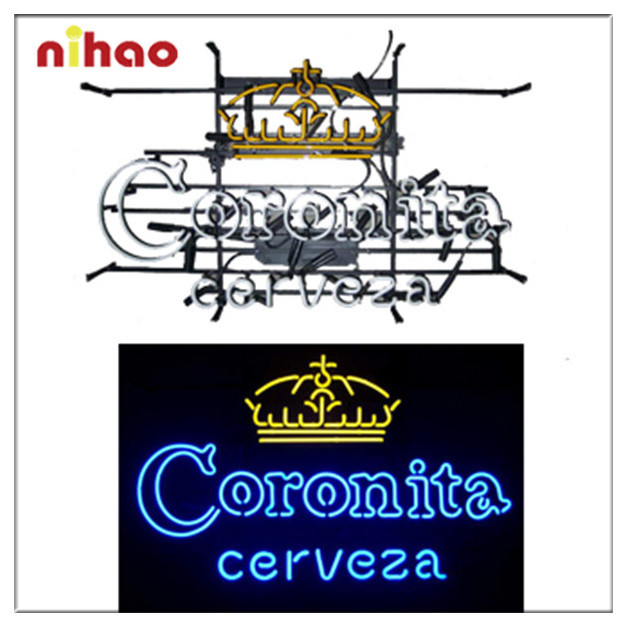 2015 popular hot-sale and hight quality corona neon sign
