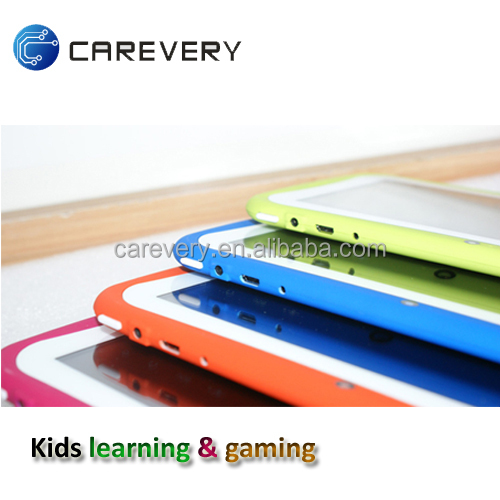 Custom made Christmas gift android smart kids tablet pc/ best selling christmas gifts for kids child