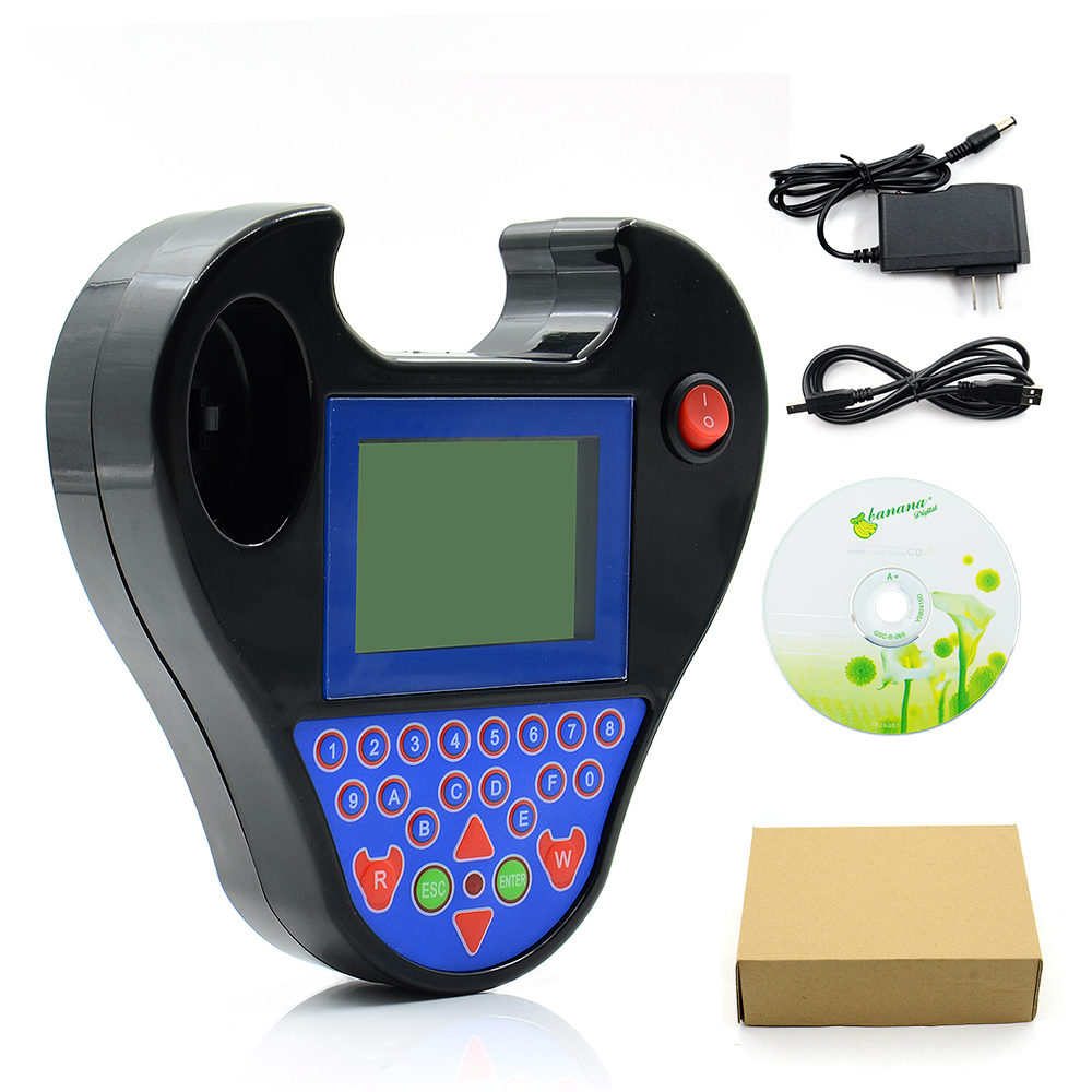 Mini Type Smart Zed-bull Zed Bull Full Key Programmer Black Color No Tokens  Limitation Transponder Chip Key Programmer - Buy Zed Full Key