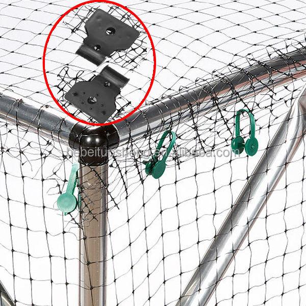 Extrud en plastique mesh oiseau filet de protection pour - Filet plastique jardin ...