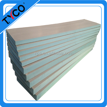 Fire retardant foam thermal insulation board wall for Is fiberglass insulation fire resistant