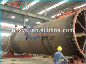 China support roller rotary kiln for hot sale