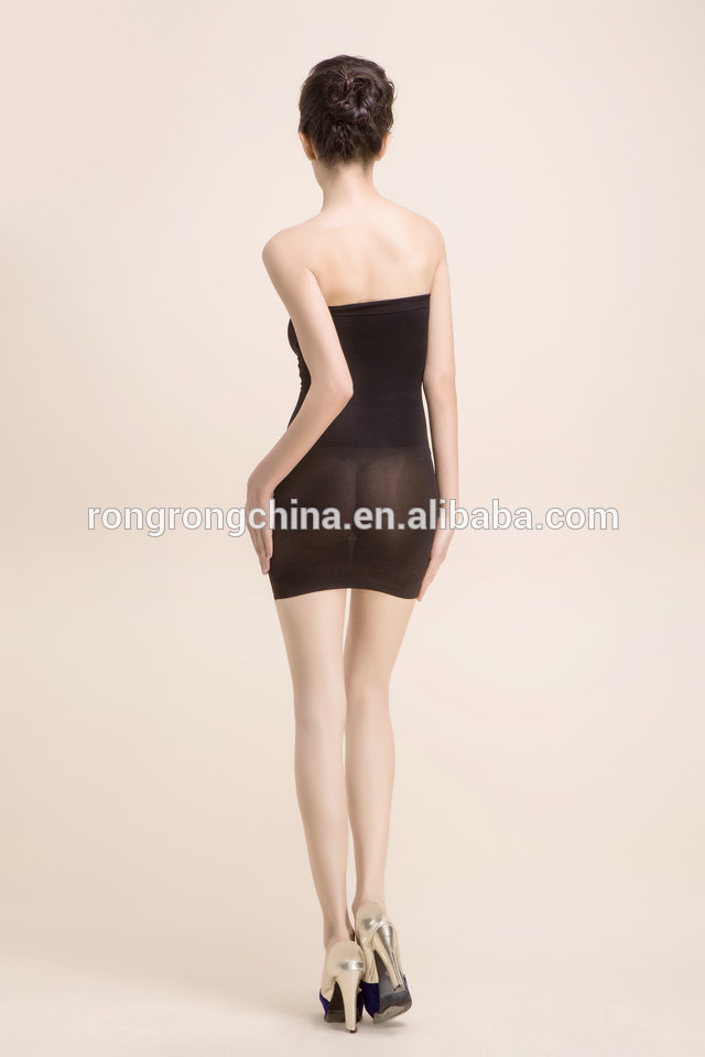 Cheap Knitted Shapewear Slimming Elastic Body Shaper