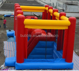 good design inflatable wipe out games funny inflatable wipe out