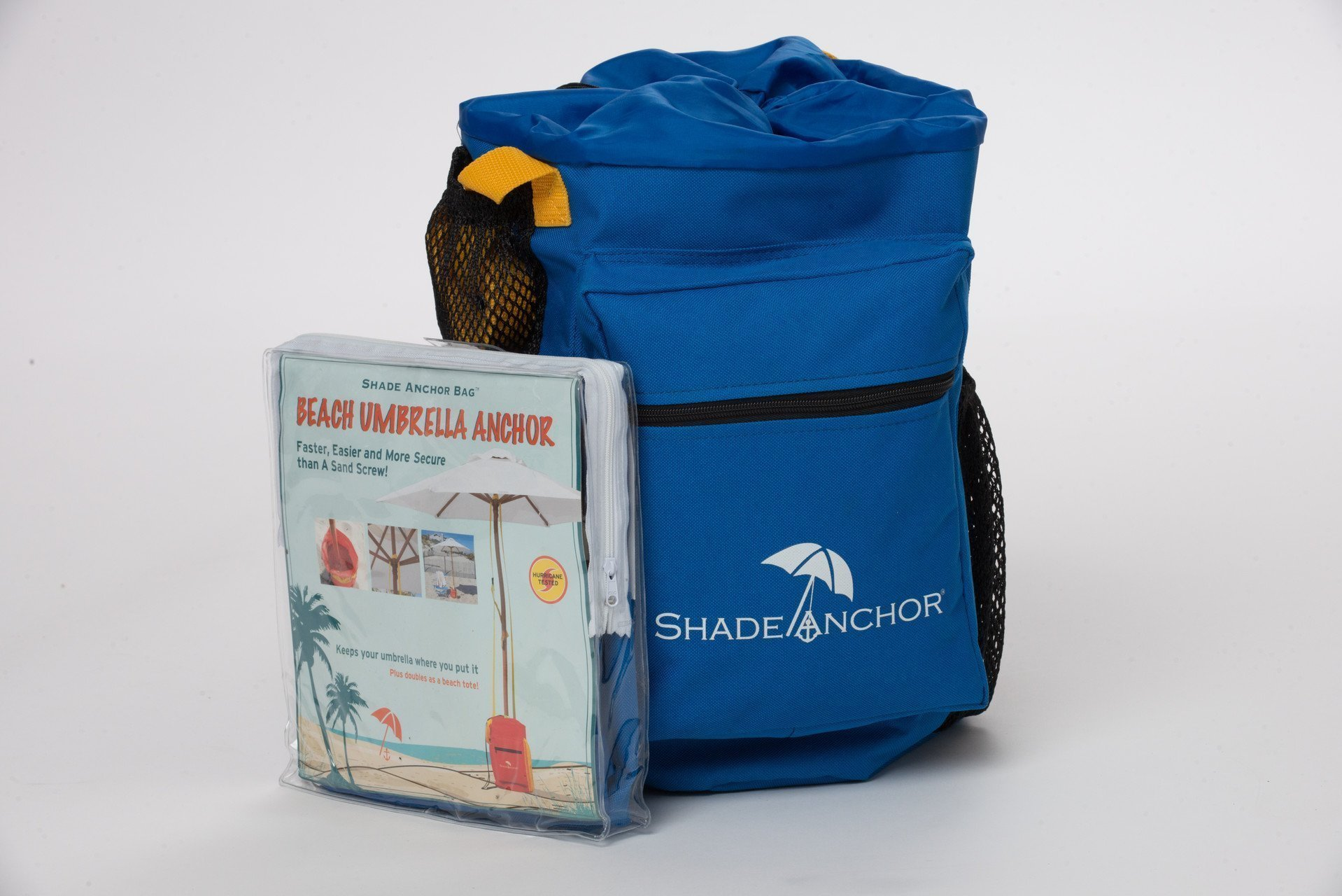 The Original Shade Anchor Bag Beach Umbrella Sand By Buoy Works With Any