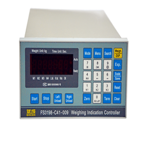 Digital weighing indicator for Batching system