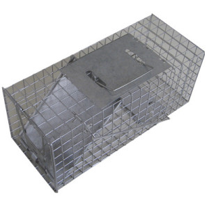 China heavy duty live animal cage trap