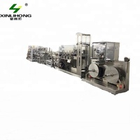 Zipper Bag Automatic Pipelining Four-side Packing Machine