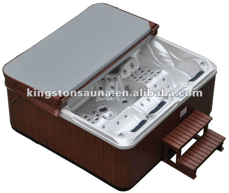 outdoor bathtub JCS-16A with neck massagers