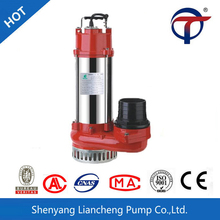 WQV Car Washing Shop Emptying Cesspoll Handing Sewage Water Pump