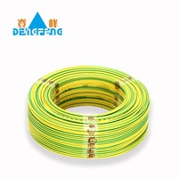 BV BVV BVR 16mm2 Earth wire pure copper conductor PVC insulated electrical wire