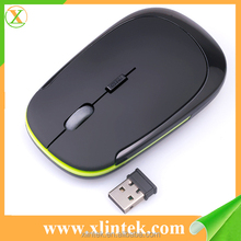 hot laptop computer 2.4G wireless mouse