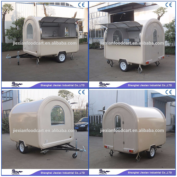JX-FR250W Carrelli fast food usati/food truck with hot dog for sale/Mobile Food Truck