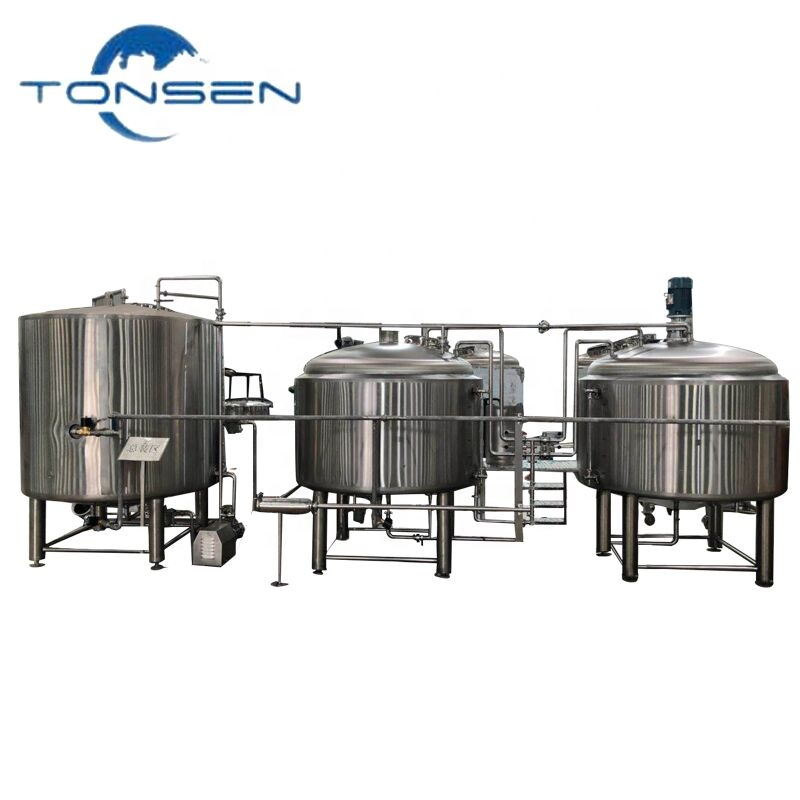 1bbl 2bbl 100l 500l 1000l brewhouse microbrewery बीयर पक उपकरण